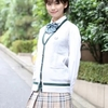 【竹内詩乃】日本で一番制服が似合うショートカット美少女