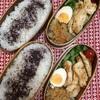 20170518焼き肉チキン弁当