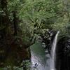 神秘と歴史に包まれた場所《#3》 ― 別の角度から見た真名井の滝