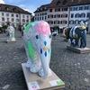 象のパレード:スイス・Rapperswil編