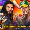 【WWE】シナがローマンの持つユニバーサル王座に挑戦決定