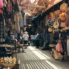 猛暑のモロッコ・マラケシュへの旅・マラケシュでのお買い物・その2