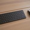 マイクロソフトデザイナー コンパクト キーボード 英語配列 米Amazonから注文