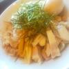 麺屋 蓮 まぜそば 味玉 ミニ塩チャーシュー丼
