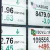 【時事ネタ】債務超過の企業が借入金で自社株買い、米国では当たり前?