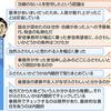 首相答弁 矛盾・変化 招待客の基準/「総裁」使い分け - 東京新聞(2020年1月30日)