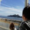 軍艦島に2歳の子連れで行こうと思ったらツアー会社は一択