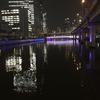 【写真】大阪の川夜景 / OSAKA's river night view
