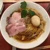 麦と麺助で中華そば(大阪・中津)