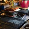 さすがのYAMAZEN。YAMAZENのアイデアが詰まった、BBQタフライトテーブルがBBQ好きにおすすめ。