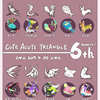 CUTE ACUTE TRIANGLE 6th anniv!