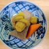【作り置きレシピ】栗と鶏肉の煮物の作り方。