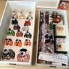 雛人形を片付けました。桐箱の雛人形収納ケースはやはり便利〜!