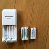 【商品レビュー】充電式電池EVOLTAは最強の節約+エコ商品