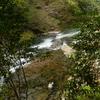 八重滝(2):滝めぐり
