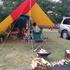 出会いの森ACでテントキャンプ♪