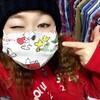 ★スヌーピーマスク完成★