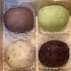 東大前『一炉庵』おはぎ4種を新宿高島屋さんの銘菓百選で買うも、体調不良でいただけず。。。(涙)