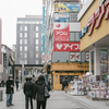 秋葉原駅前 閉店したヤマダ電機はそのままだし、黄色のお店PABLOも11月末閉店だよ