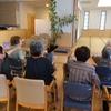高齢者施設へボランティア訪問