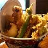 【京都】行列の先にあったのは山盛りの天丼だった!葱や平吉の名物「はみ出し天丼」