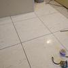 やっちまったかなシリーズ(竣工前) ③玄関ホール床材