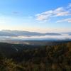 高原沼めぐりに行く途中の三国峠が絶景だった!