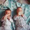 離乳食開始後の母乳・ミルク量はどうすればよいのか?混合栄養の実体験もまとめています。
