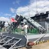 【長岡市・寺泊】『海上自衛隊ミサイル艇』を見に行きました!