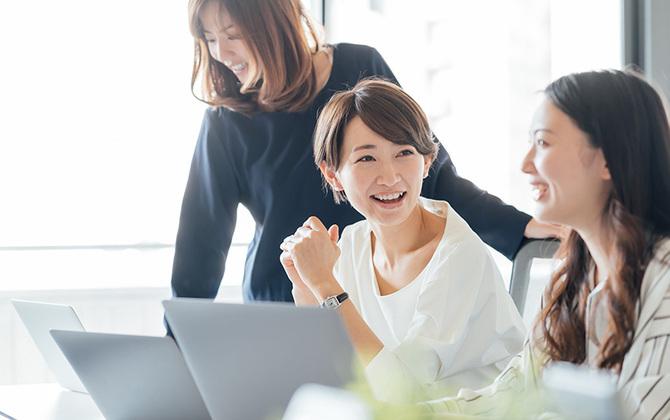 多様性の一丁目一番地。ソフトバンクで加速する女性活躍推進の取り組み|SoftBank SDGs Actions #6