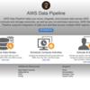 【AWS】AWS Data Pipeline入門