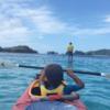 そこは南国の小さな楽園 ウミガメに会える座間味島・阿真ビーチからカヤックで無人島へ