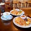 【稲沢市】お得なナポリタンプレートで幸せモーニング@モータウンカフェ