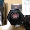 【origin】手首が細い男の腕時計選び G-SHOCK GW-B5600AR-1 編【レッド】
