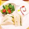 春の東京観光vol.2★モーニング→カフェランチ→フルーツパーラーでパフェのフルコース食べ歩き!