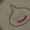???日目《番外編 ドラクエのスライムで学ぶロング&ショートステッチ》【10日間でFateのセイバーをみんなで刺繍してみよう『図案と解説付き』】