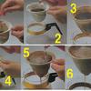 昭和喫茶店流コーヒーの淹れ方、布フィルターを使うハンドドリップ