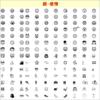 Ubuntu 16.04のFirefoxでカラー絵文字を表示する