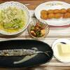 2017/09/16の夕食