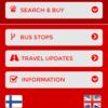 フィンランドの長距離バスはOnniBus(オンニバス)!チケットの買い方