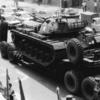ベトナム戦争中、相模原で市民が戦車を止めた「戦車闘争」映画完成!