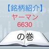 ヤーマン 6630  【銘柄紹介】