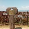 ハートロックフェンスは撤去されてしまったけれど、「恋人の聖地は永久に不滅です」