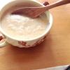 *大根のゴマ味噌豆乳ポタージュ