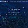 「Code Quarkus」でQuakusアプリケーションを作成する