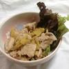生姜と豚肉の炒め煮 ~簡単であっさり美味しい~