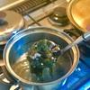 미역국(ミヨックッ)=わかめスープ