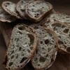 ●ライ麦25%全粒粉15%カンパーニュ