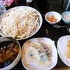 【今日の食卓】西武池袋線・武蔵藤沢駅近くの「うどん工房・福久味」で、今月のうどんはカレーつけうどん