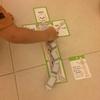 3歳児流、遊びながら学ぶ 人のからだカード